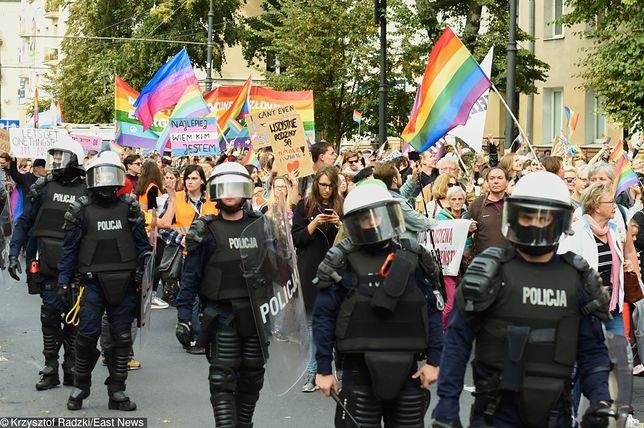 W marszu ulicami Lublina wzięło udział ok. 1500 osób