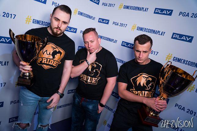 Pride - polska organizacja znana każdemu fanowi esportu
