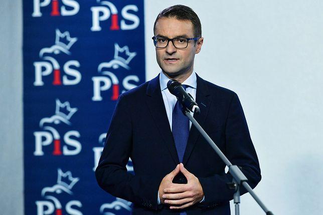 Tomasz Poręba, szef sztabu kampanii PiS