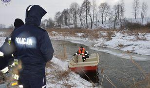 Policja przez dwa miesiące przeszukiwała rzekę