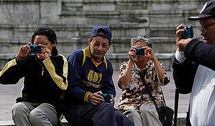 Niewidomi fotografowie
