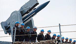 Polski okręt wypłynął walczyć z przemytnikami ludzi