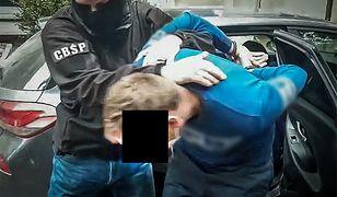 Policja zatrzymała porywacza z Wielunia. Miał uprowadzić dziecko
