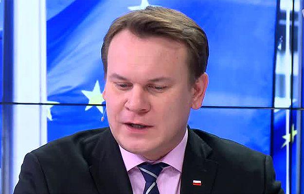 Dominik Tarczyński: ten donos przysporzy PO i Polsce sporo problemów