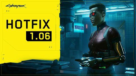 Cyberpunk 2077. Te nagrania pokazują różnice po hotfixie 1.06 na konsolach