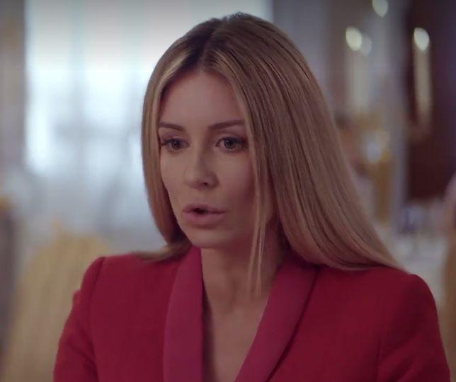 Małgorzata Rozenek-Majdan w spocie Szlachetnej Paczki.