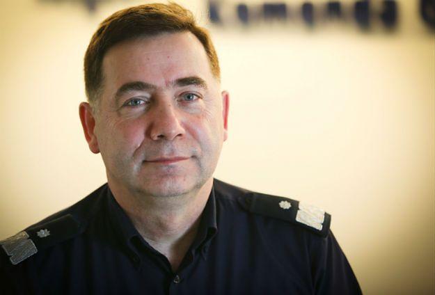 Komendant główny policji odwołany