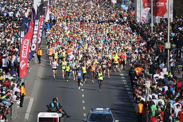 Warszawa. Orlen Warsaw Marathon 2019