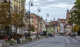 Warszawa. Pogoda na niedzielę
