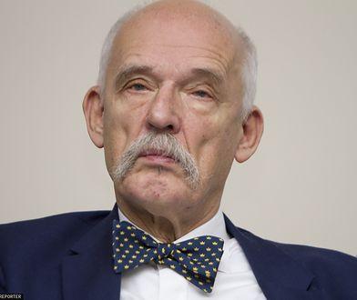 Janusz Korwin-Mikke i grupa posłów chcą liberalizacji przepisów dot. sprzedaży alkoholu