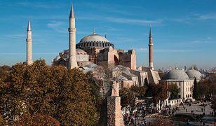 Turcja. Hagia Sophia znowu meczetem. Kościół chrześcijański reaguje