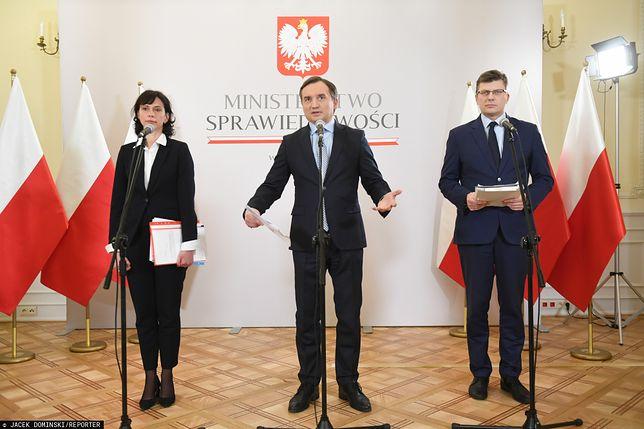 Ministerstwo sprawiedliwości skomentowało opinię Komisji Weneckiej