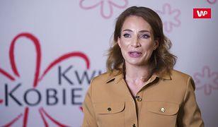 Anna Dereszowska o raku jajnika. Wywiad z ambasadorką Kwiatu Kobiecości