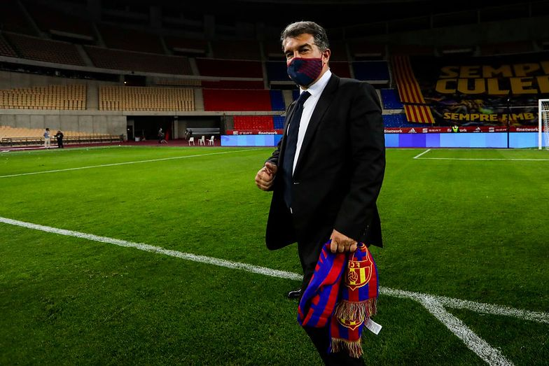 Superliga. Zaskakujący ruch FC Barcelona. Nikt nie postąpił w ten sposób