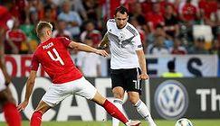 e35c0baeb Mistrzostwa Europy U-21. Niemcy przetrwali szturm Austrii. Zremisowali i  awansowali