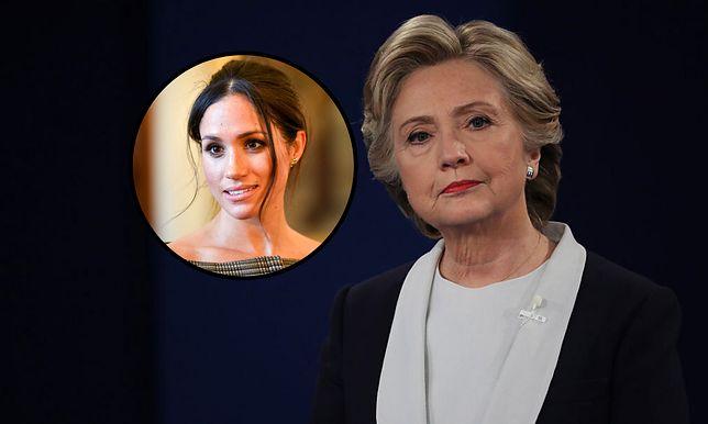 """Hillary Clinton cytuje Meghan Markle: """"Kobiety nie muszą szukać swojego głosu. One mają głos"""""""