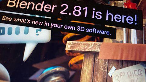Blender 2.81 wydany: dedykowany silnik dla GeForce RTX i odszumianie według Intela