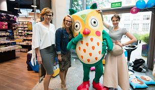 Julia Kamińska: fundacja pomaga dzieciom przejść przez trudne chwile. Zaczytana Ławka stanęła w Gdyni