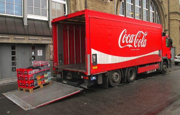 W fabryce Coca-Coli znaleziono 370 kg kokainy