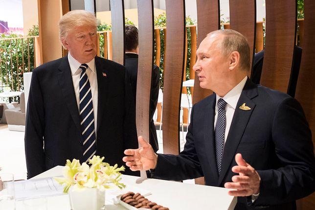 Wojenne podchody USA i Rosji. Z wielkiej burzy będzie mały deszcz?