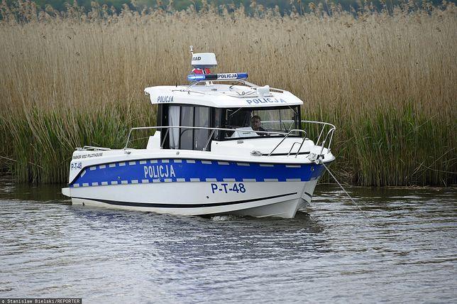 W jeziorze Wielimie odnaleziono ciało mężczyzny