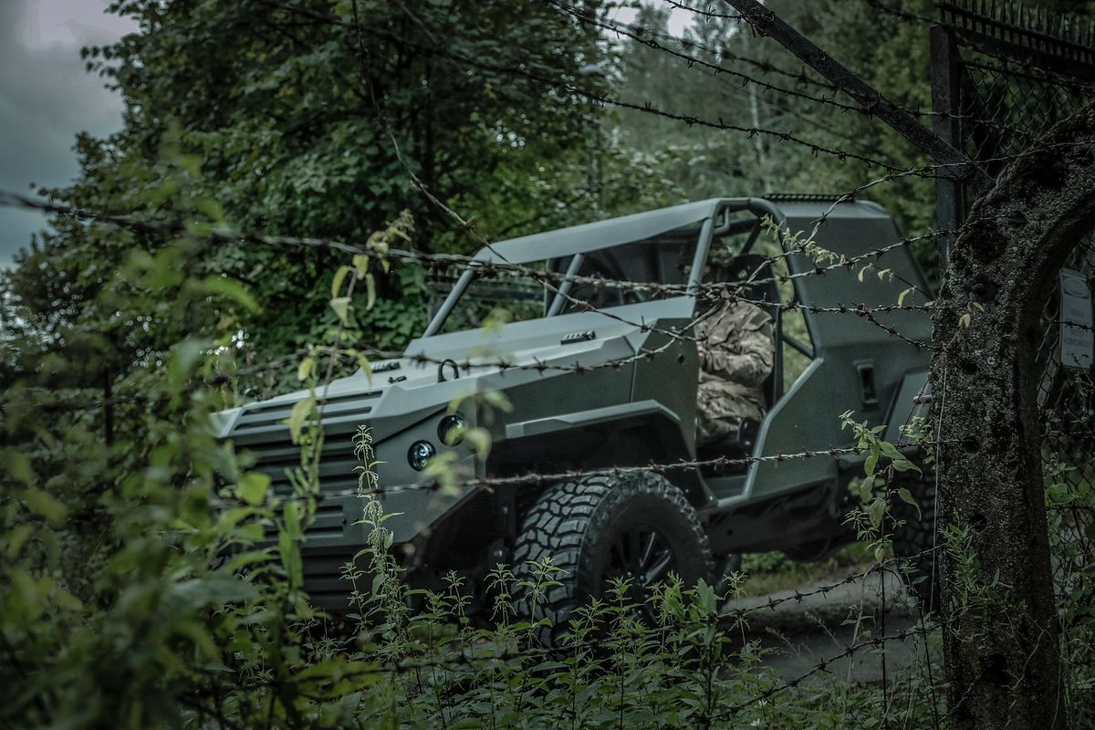 Polska firma prezentuje trzy pojazdy dla wojska. Dwa z nich zastąpią przestarzałe Honkery
