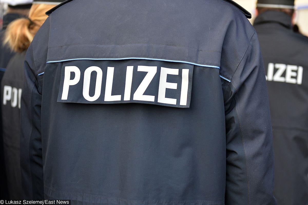 Polacy chcą służyć w niemieckiej policji. Zarobki kuszą