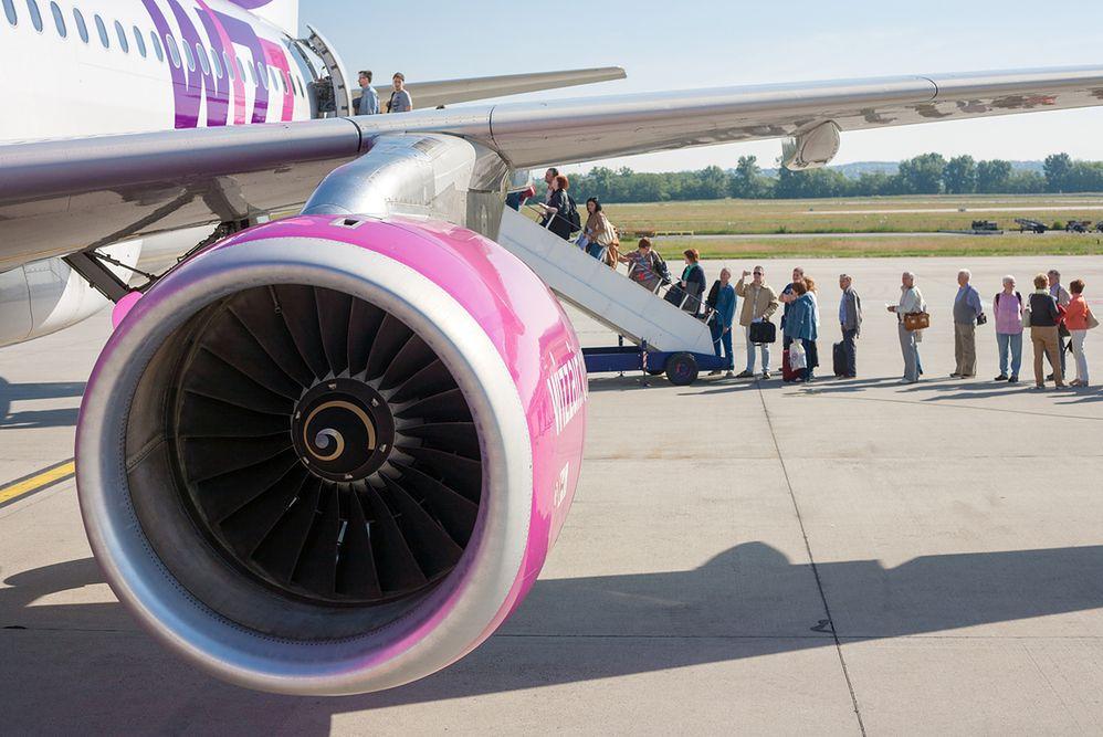Wizz Air przewiezie z Wrocławia do Odessy