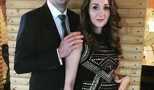 Martyna i Piotr Szakiewicz spodziewają się dziecka
