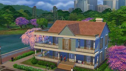 20 minut rozgrywki z The Sims 4 i (nie)miła niespodzianka