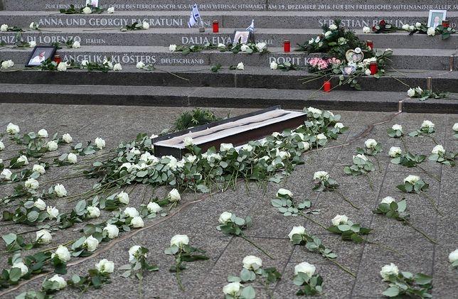 Na Breitscheidplatz w Berlinie zginęło w 2016 roku 12 osób.