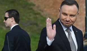 Prezydent Andrzej Duda zapożyczył się na milion złotych, spłaca ogromne raty