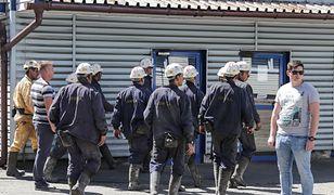 Pod ziemią wciąż pozostaje trzech górników