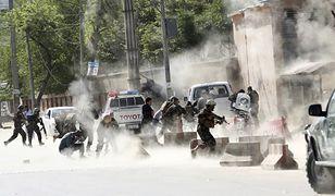 Drugi zamachowiec zaatakował ludzi pomagających ofiarom pierwszego