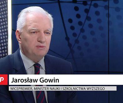 Dyskusja o OFE. Nagle Jarosław Gowin uderza w Donalda Tuska