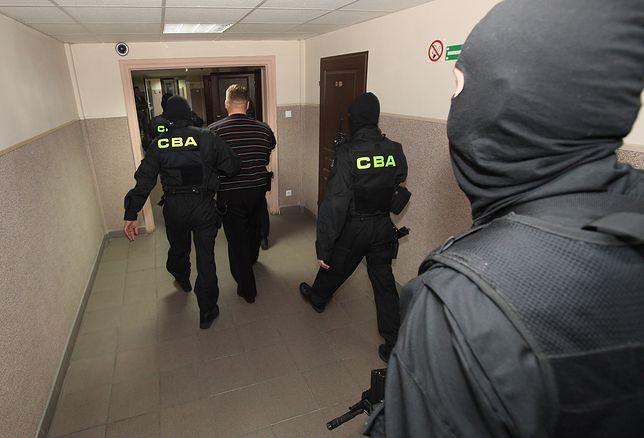 Zdjęcie ilustracyjne. CBA zatrzymało trzy osoby