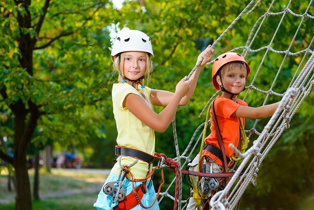 Półkolonie to już nie tylko basen i piłkarzyki. Dzieci mogą wybierać spośród szeregu atrakcji