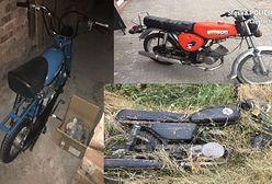 Śląskie. Upodobali sobie starodawne motocykle. Mieli ich całą kolekcję – nie swoją