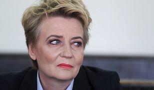 Hanna Zdanowska jest przekonana, że prawo stoi po jej stronie