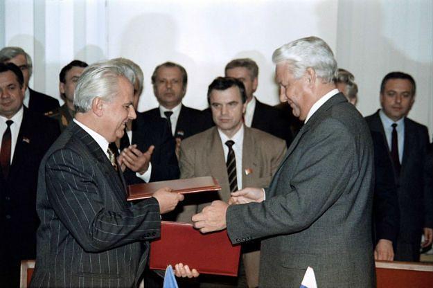 Kulisy rozpadu ZSRR. Serhii Plokhy dla WP: zadecydowały negocjacje przywódców Rosji i Ukrainy