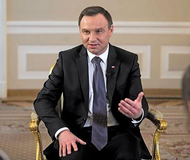 """Prezydent Duda zrywa z tradycją. """"To ważne z punktu widzenia polskiej racji stanu"""""""