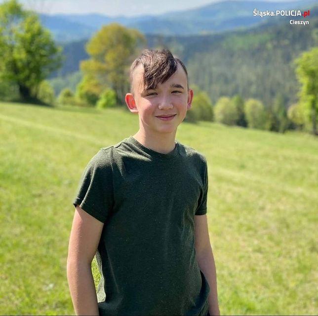 Cieszyn. Poszukiwania zaginionego nastolatka (Fot.: policja.gov.pl)