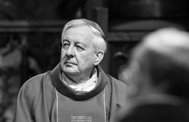 Arcybiskup senior Juliusz Paetz