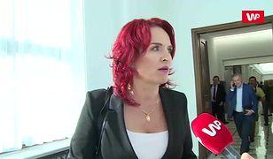 """Wybory 2019. Bernadeta Krynicka poza Sejmem. """"Nie przegrałam"""""""