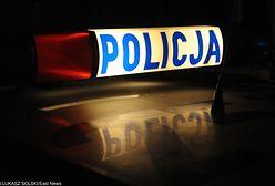 Radiowóz zderzył się z samochodem dostawczym. Czterech rannych