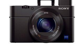Sony Cyber-shot RX100 III - aparat z wysuwanym wizjerem