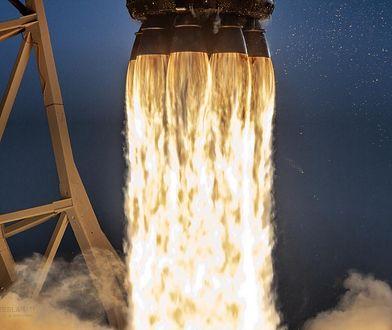 Kolejny start rakiety SpaceX