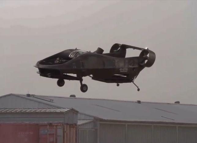Ta niezwykła maszyna potrafi latać samodzielnie