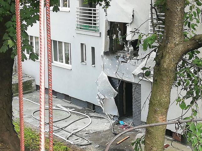 Bytom (woj. śląskie). Wybuch w kamienicy przy ul. Katowickiej - 3 osoby nie żyją