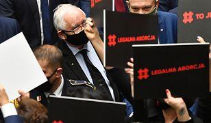 Jarosław Kaczyński wydał oświadczenie. Internauci komentują wypowiedź prezesa PiS